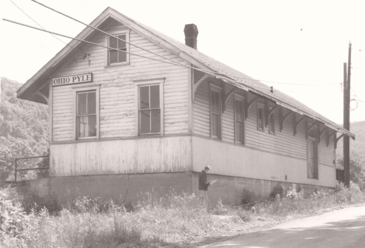 WMR Ohiopyle Station