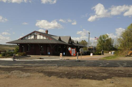 Meyersdale Station Pre-GAP 2006