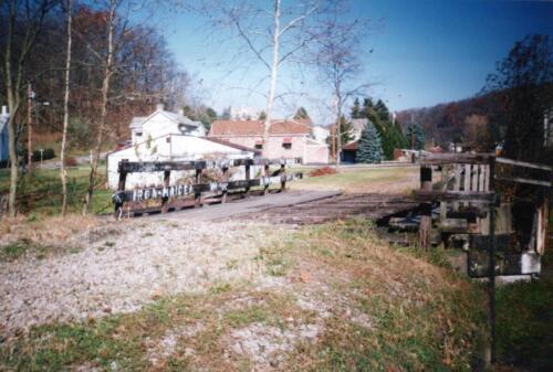 1993 November pre-const Industry Jennings Run Bridge 0001 a
