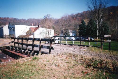 1993 November pre-const Industry Jennings Run Bridge 0002 a (1)