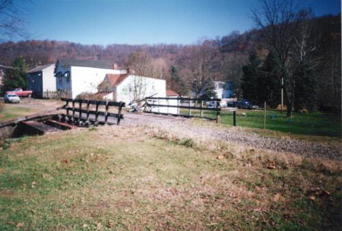 1993 November pre-const Industry Jennings Run Bridge 0003 a