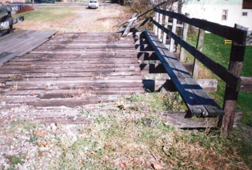 1993 November pre-const Industry Jennings Run Bridge 0006 a