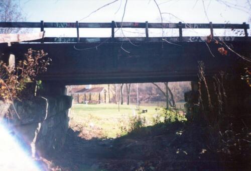 1993 November pre-const Industry Jennings Run Bridge 0011 a