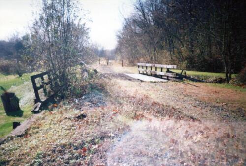1993 November pre-const Industry Jennings Run Bridge 0015 a