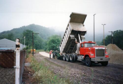 1994 August Boston Limestone Paving 0001 a