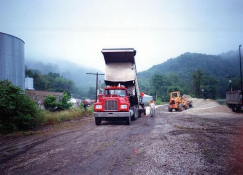 1994 August Boston Limestone Paving 0002 a