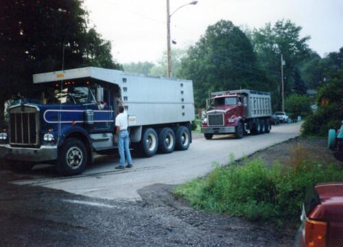 1994 August Boston Limestone Paving 0015 a