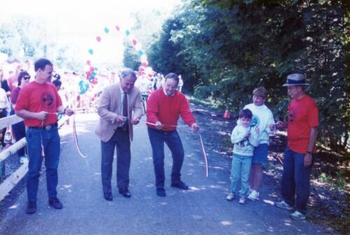 1994 May Trail Opening West Newton MP 33 0033 a