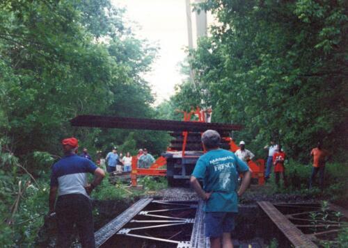 1997 July Browneller Bridge Volunteer Const 2 0024 a