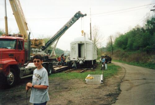 1998 Spring Railcar West Newton Moving Day 0001 a