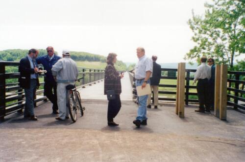 1999 Salisbury Viaduct Ribbon Cutting 0007 a
