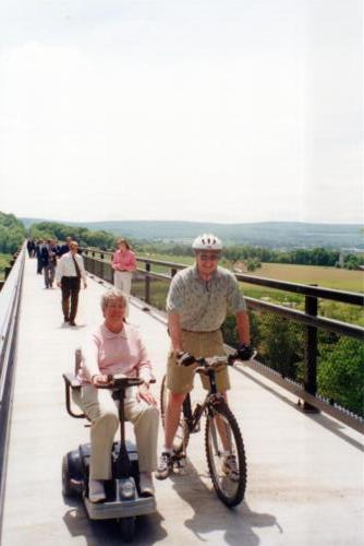 1999 Salisbury Viaduct Ribbon Cutting 0012 a