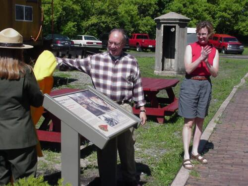 2002 - National Trail Day at Meyersdale-17