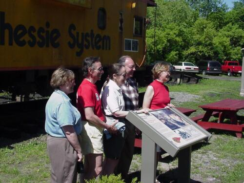 2002 - National Trail Day at Meyersdale-19