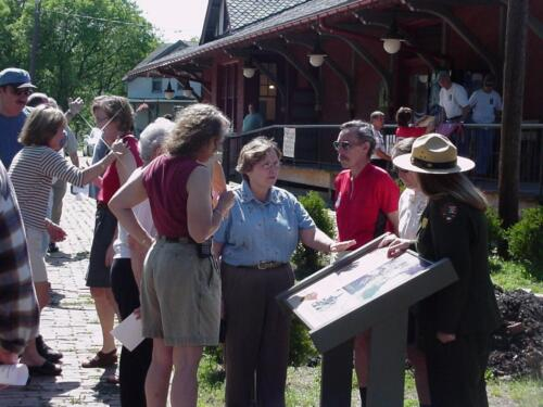2002 - National Trail Day at Meyersdale-20