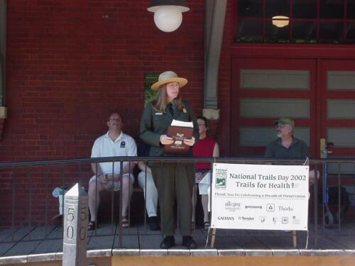 2002 - National Trail Day at Meyersdale-4