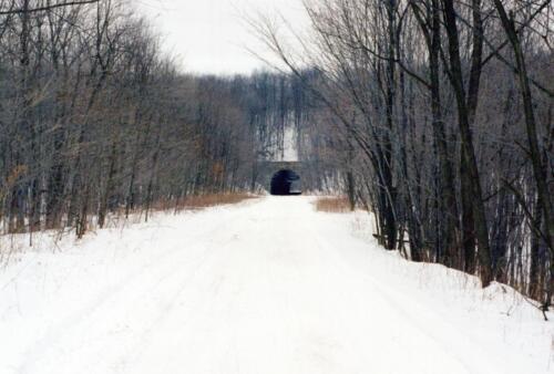 2004 Borden Tunnel Pre-Const 0006 a