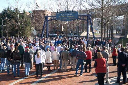 2006 Cumberland Dedication
