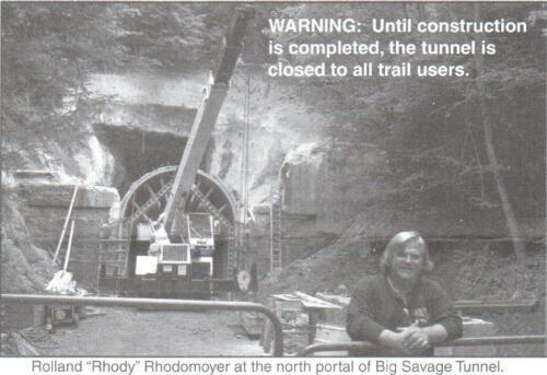 BST under construction with Rhody Rhodomoyer (1)