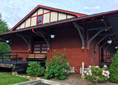 Meyersdale Station Assorted Photos (Courtesy Meyersdale Public Library)