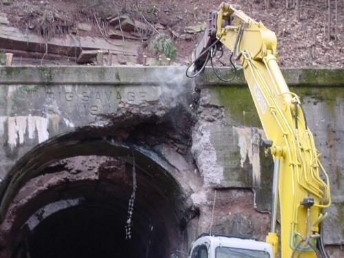 Big Savage Tunnel - 019