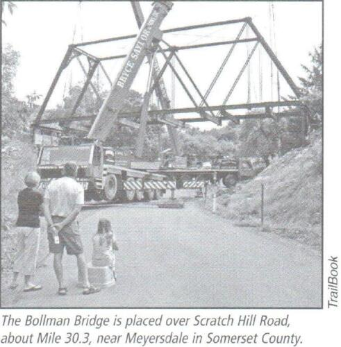 Bollman Bridge at Scratch Hill