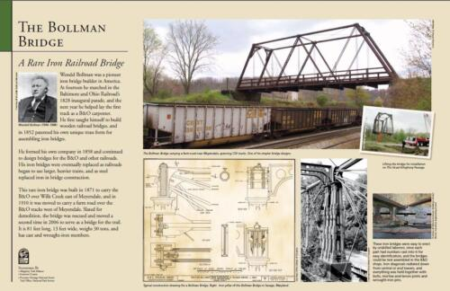 GAP Interpretive Sign BollmanBridge