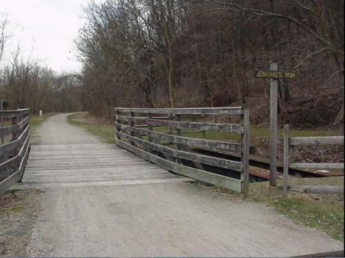 Jennings Run Bridge Const YRT 12