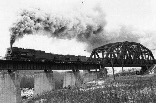 Keystone Viaduct ATA Postcard