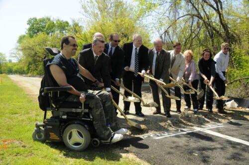 McKeesport GroundBreak  Dedication 20100430 0021