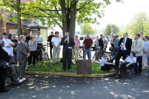 McKeesport GroundBreak  Dedication 20100430 0039
