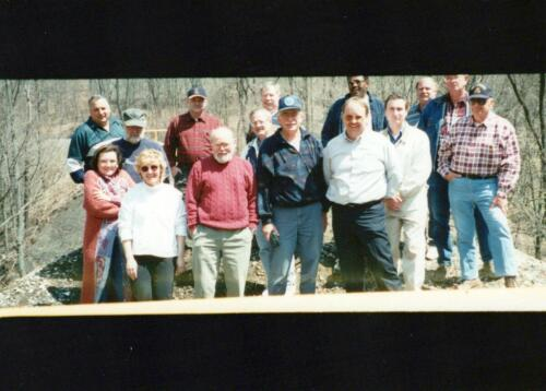 RTC Volunteers Group Photo late 90s