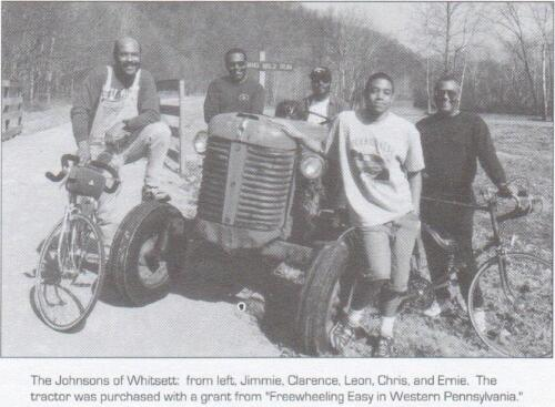The Johnsons of Whitsett, 2000