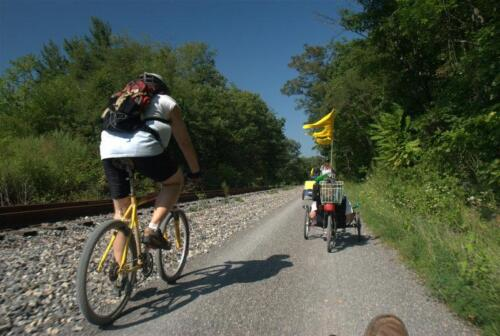 trail pic riders rail